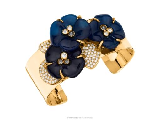 Packshot Nina Ricci : bijoux en argent 925 & dorure Or