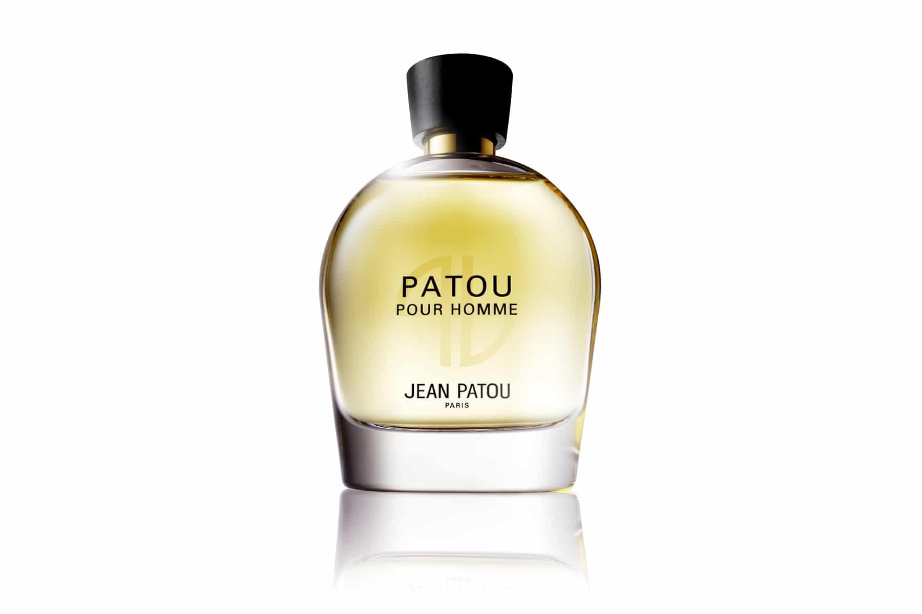 Packshot parfum Patou pour homme