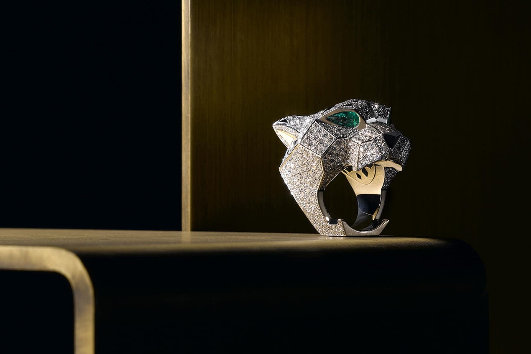 Photographe d'ambiance nature morte - Haute Joaillerie Cartier - Digital Chic - © Crédit Photo Katel Riou pour Cartier - Tous droits réservés