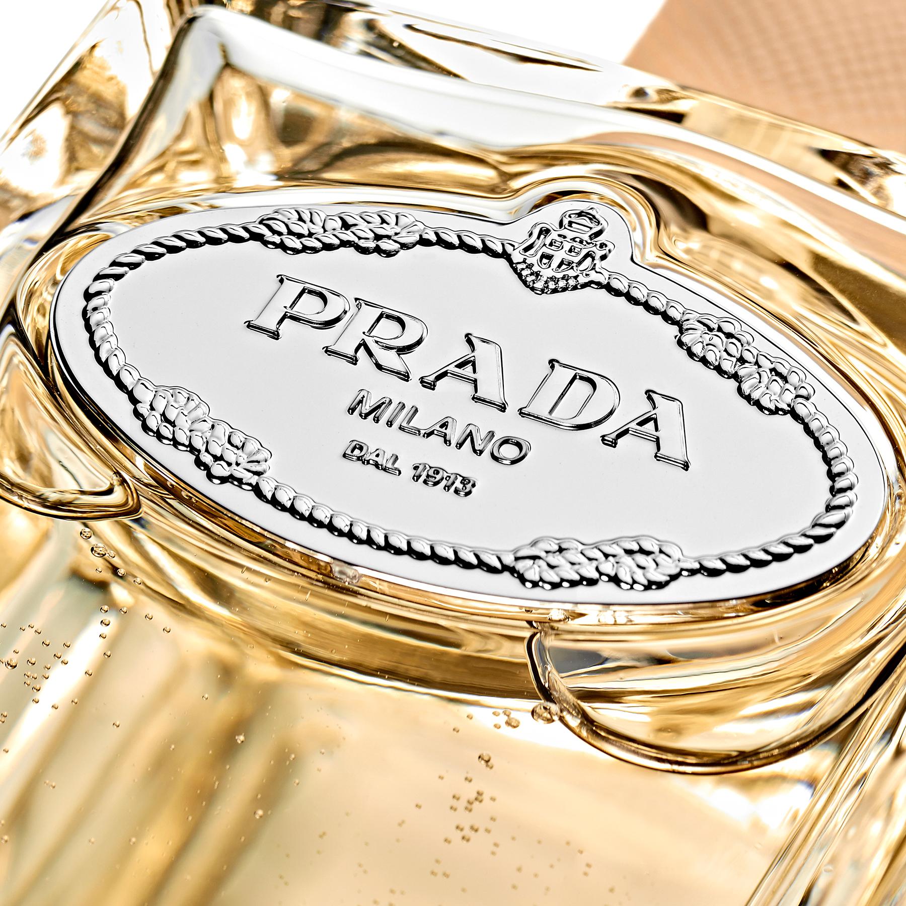 Packshot parfum : Eau De Parfum Les Infusions De Prada - Vue de détail