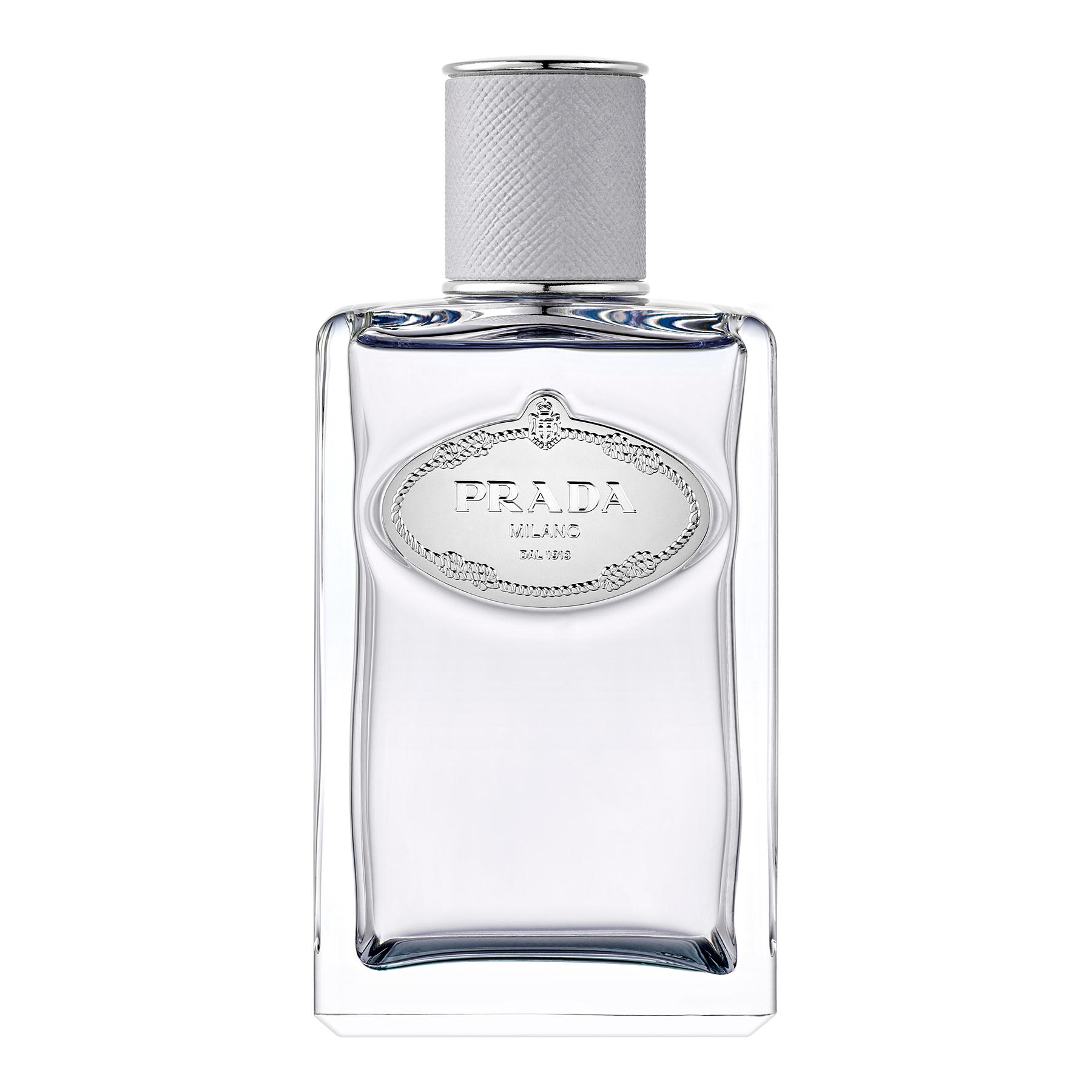 Packshot parfum Prada Infusion Iris Cèdre